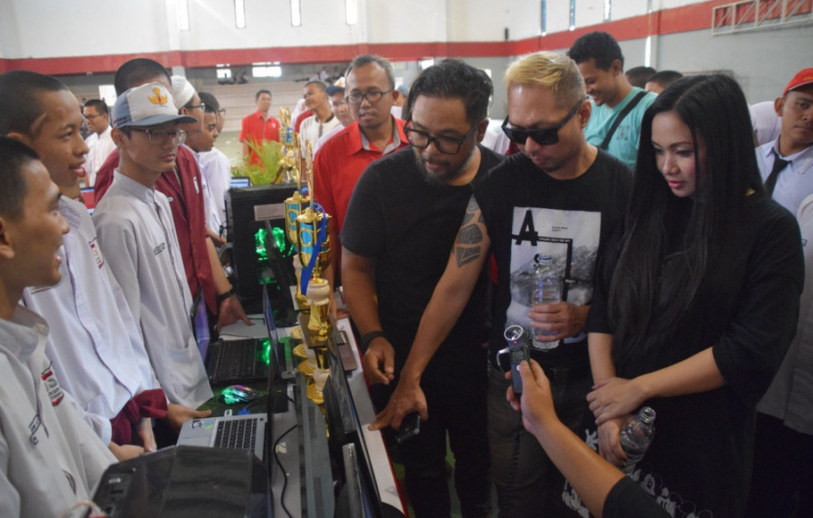 The Best School ICT-Life Skill SMK Telkom Jakarta