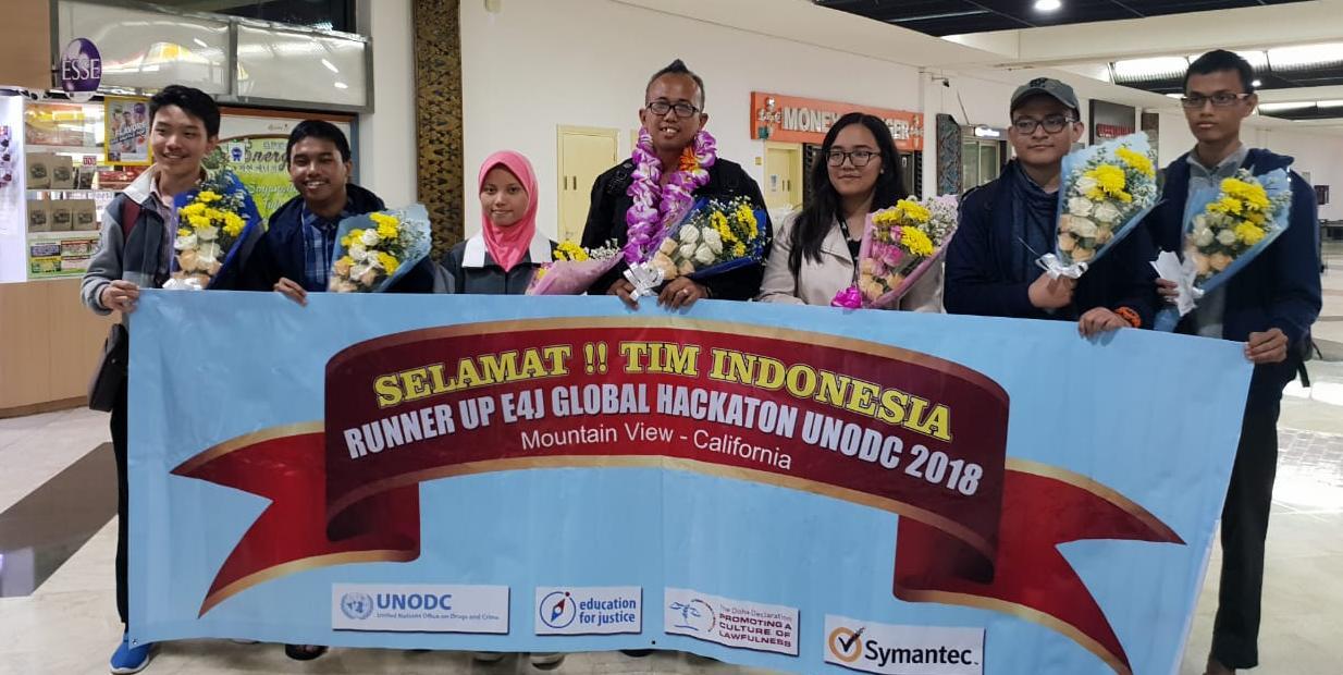 SMK Telkom Jakarta Juara 2 di AS